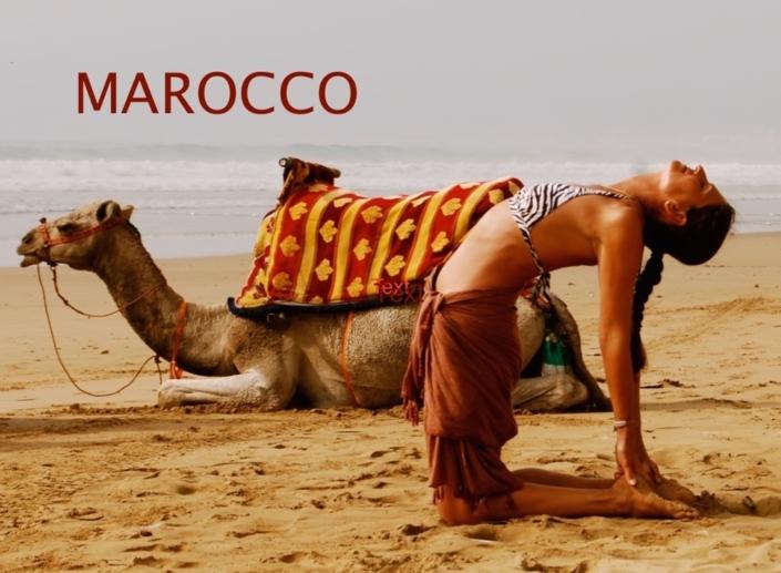 Yoga Retreat Marokko | INSPIRATION.YOGA